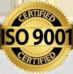 ISO 9001 сертификат за качество Megabox