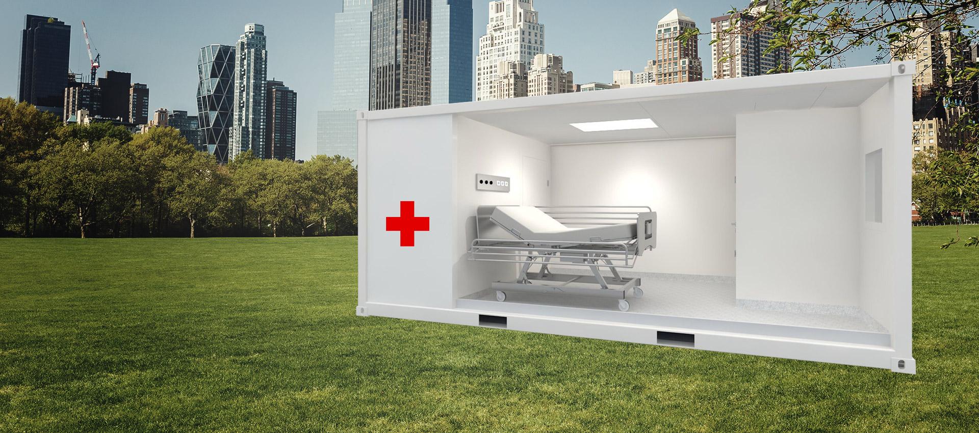 Медицински контейнери